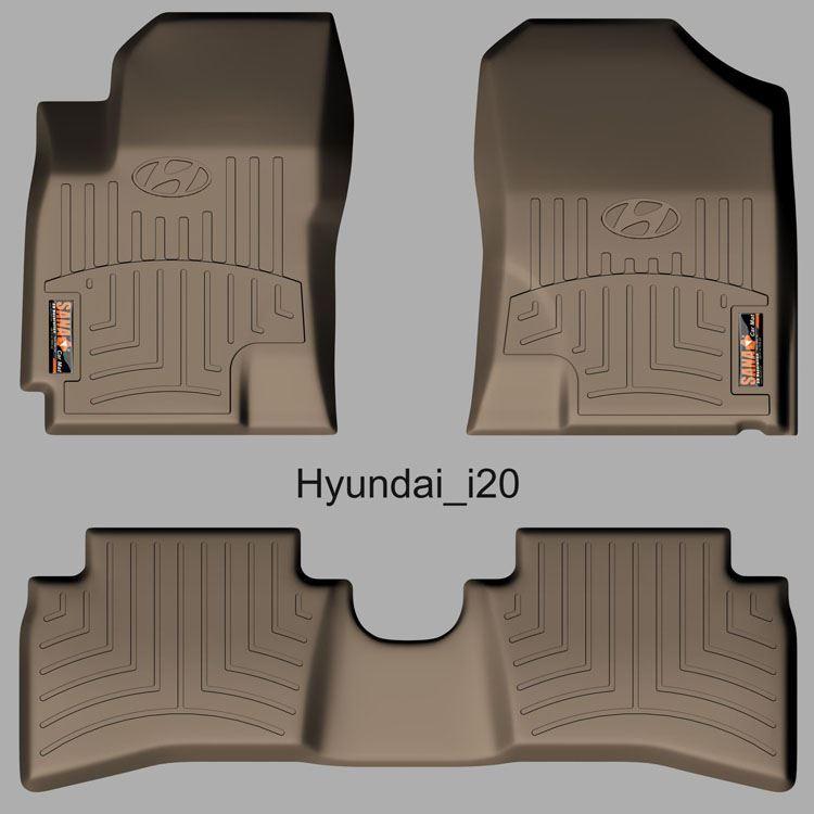 تصویر کفپوش هیوندای i20 مدل SV