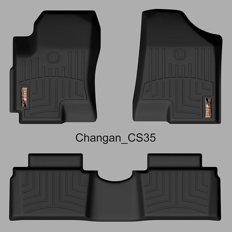 تصویر کفپوش چانگان cs35 مدل SV