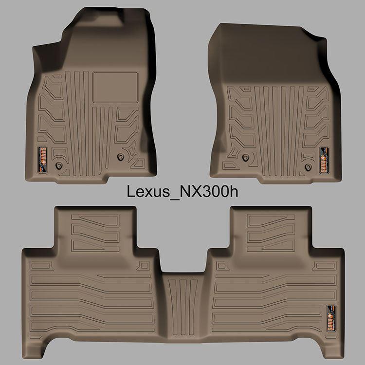 تصویر کفپوش لکسوس nx 300h/200h مدل SV