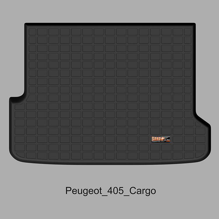 تصویر کفپوش صندوق پژو 405 سال (جدید) (نانو ترمو)