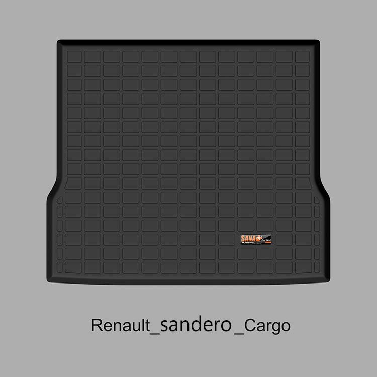 تصویر کفپوش صندوق رنو ساندرو (نانو ترمو)