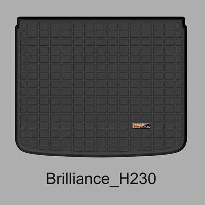 تصویر کفپوش صندوق برلیانس 230