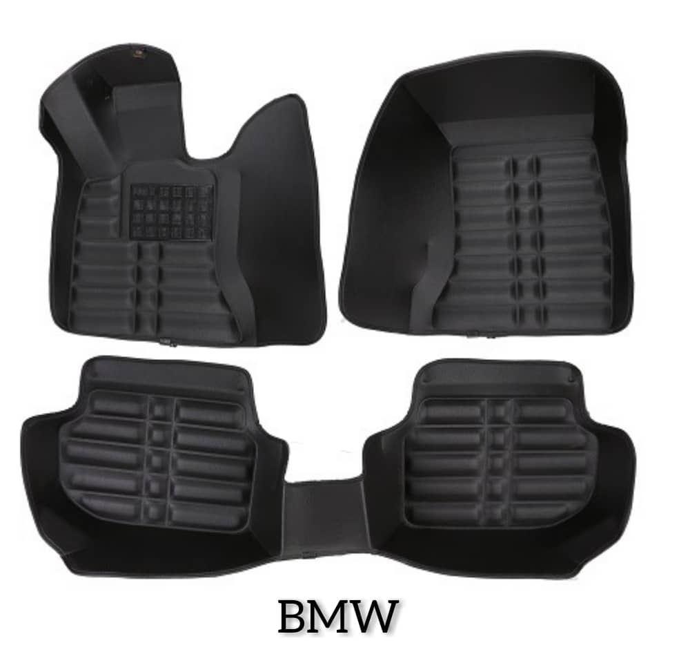 تصویر کفپوش چرمی BMW 528