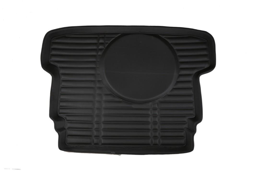تصویر کفپوش چرمی صندوق سراتو سایپا